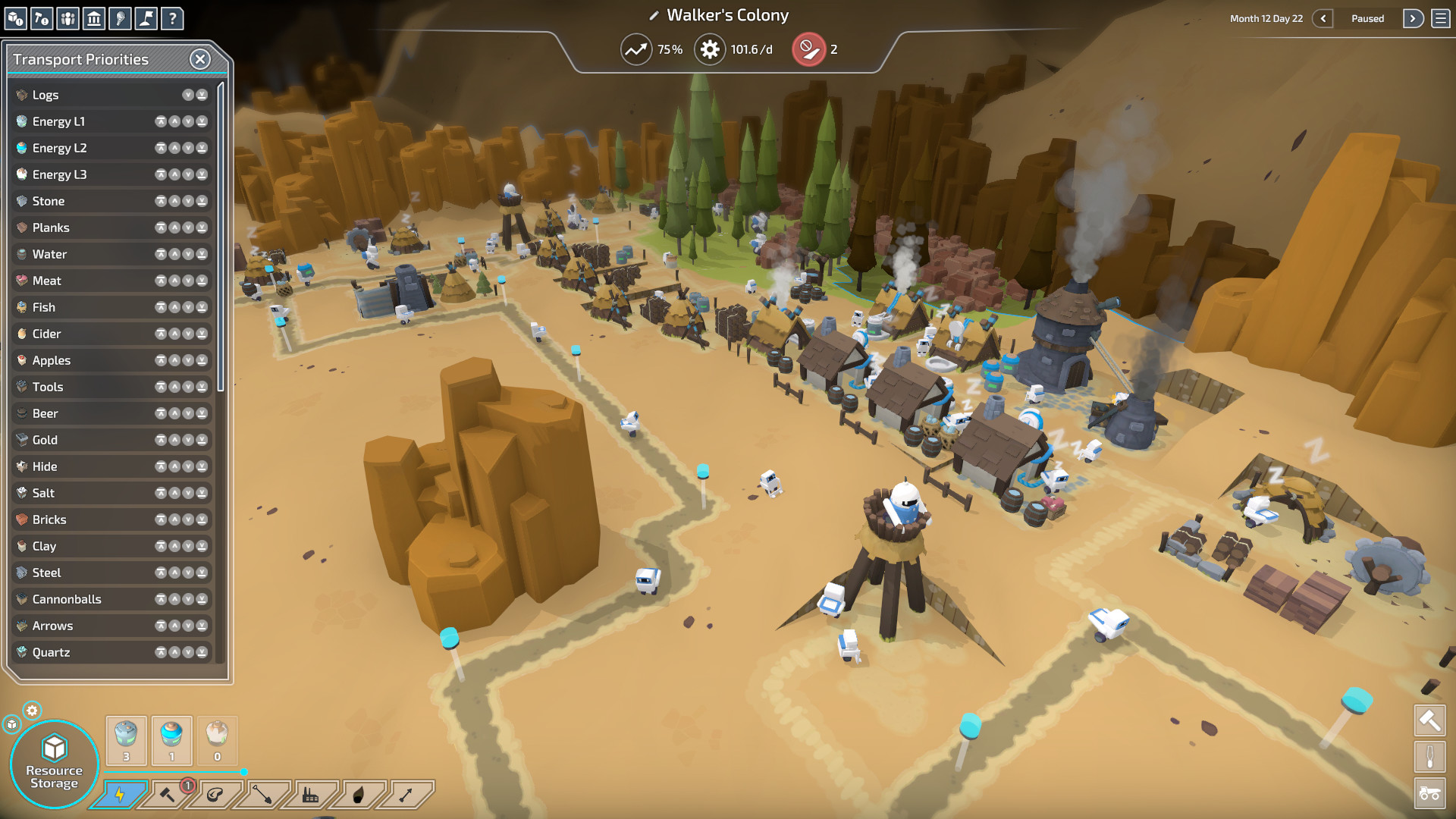 The Colonists Gets PlayStation, Xbox, and Switch Ports