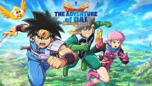Dragon Quest The Adventure of Dai: A Hero's Bonds Heads West