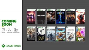 Xbox Game Pass Adds Undertale, Octopath Traveler, Yakuza 6, More This Month