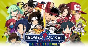 Neo Geo Pocket Color Selection Vol. 1Now Available for Switch