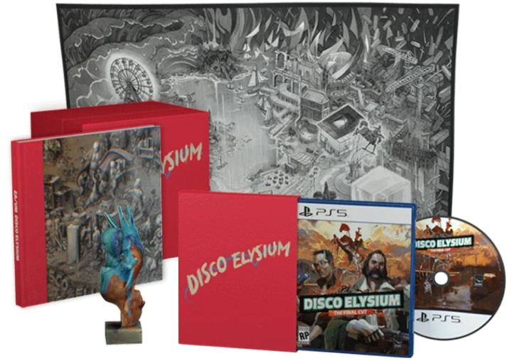 Disco Elysium The Final Cut Collector's Edition