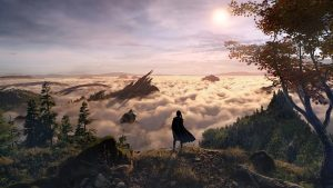 Square Enix and Luminous Productions Re-Reveal Project Athia as Forspoken, Launches in 2022