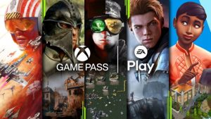 EA Play Now Available on Xbox Game Pass for PC