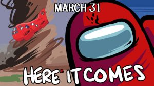 Among Us Airship Map Launches March 31
