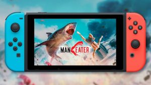 Maneater Heads to Nintendo Switch May 25