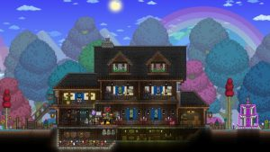 Terraria Available Now on Google Stadia