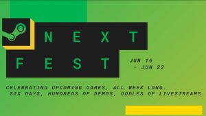 Steam Next Fest Announced, Runs Same Week as Leaked E3 2021 Plans
