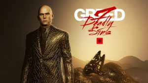 Hitman 3 Seven Deadly Sins DLC Announced, Act 1: Greed Launches March 30