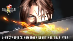 Final Fantasy VIII Remastered Now Available for Smartphones