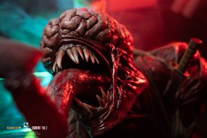 $900 Life-Sized Resident Evil Licker Statue is Ready for Tonguing Action