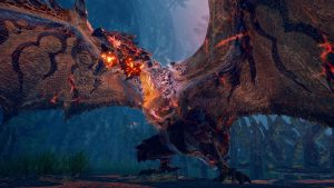 Monster Hunter Rise Will Add Apex Rathalos in Free Update