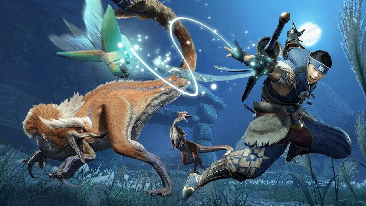 Monster Hunter Rise Beginner's Weapons Guide