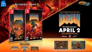 DOOM: The Classics Collection Limited Physical Run Announced for Switch, PS4