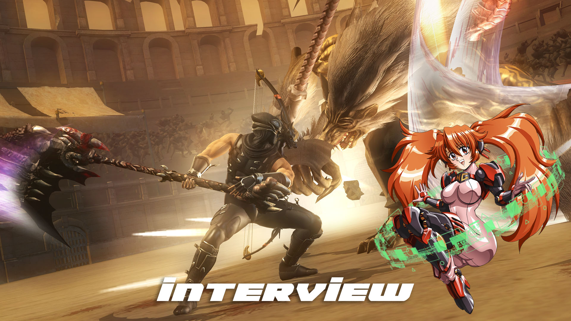 Ninja Gaiden: Master Collection Interview