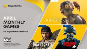 PlayStation Plus Lineup for April 2021 Announced