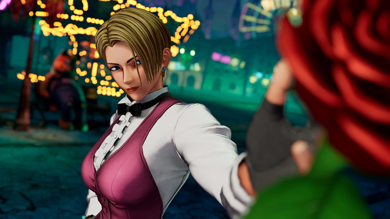 The King of Fighters XV Gameplay Reveal Trailer for King