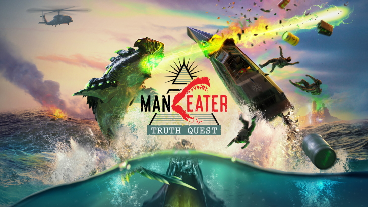 Maneater: Truth Quest DLC