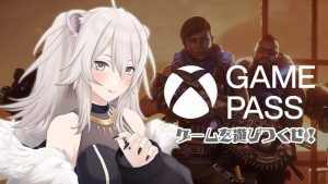 Microsoft Hires Anime Girl VTubers to Promote Xbox Game Pass in Japan