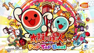 Taiko no Tatsujin: Pop Tap Bea‪t‬ Announced, Now Available