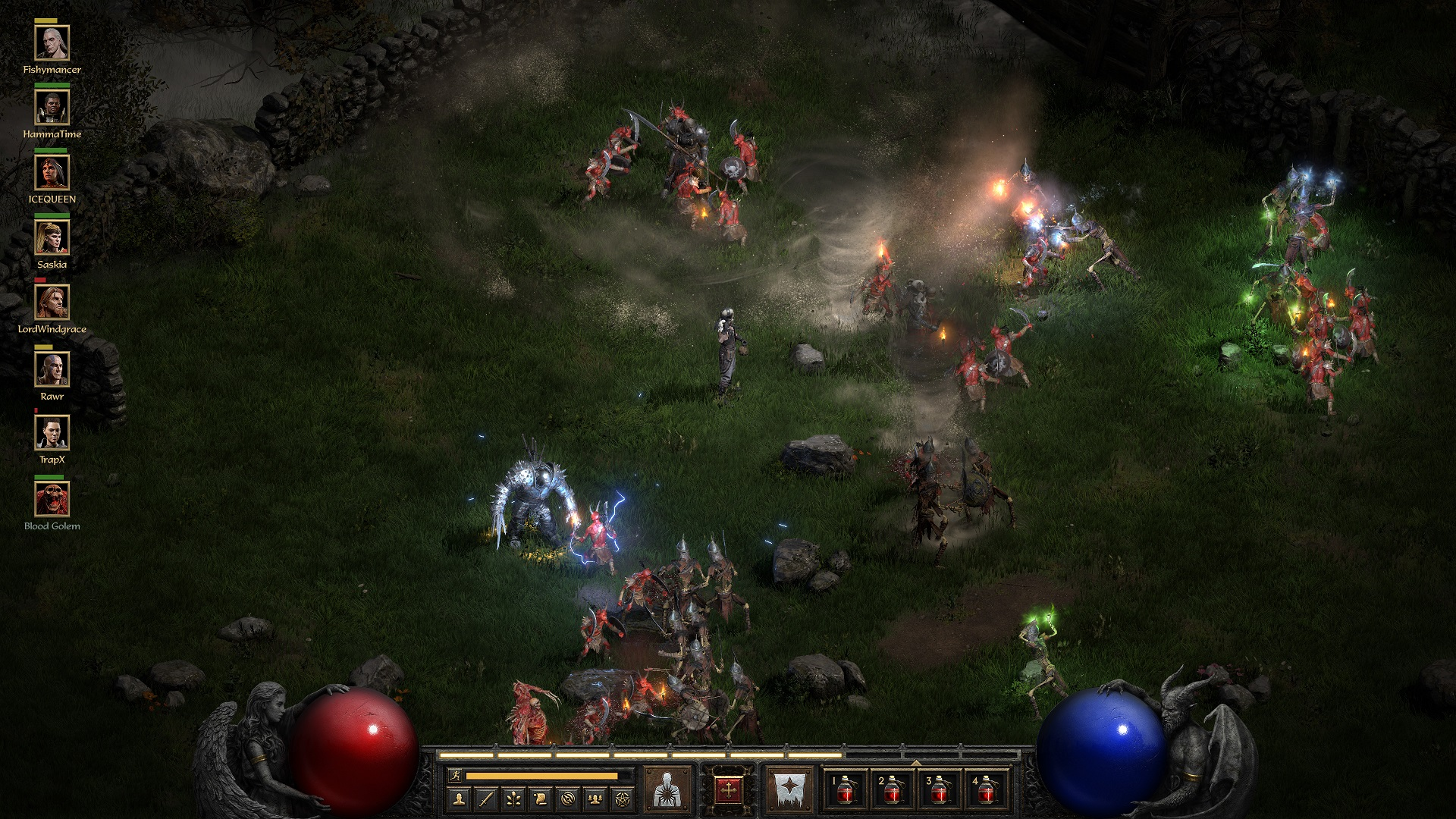 Diablo II: Resurrected Technical Alpha