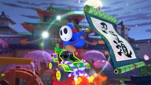 Mario Kart Tour Ninja Tour Now Available with Original Non-Real World Inspired Track