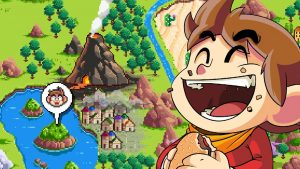 Alex Kidd in Miracle World DX Launches June 24, Xbox Series X+S and PS5 Versions Added