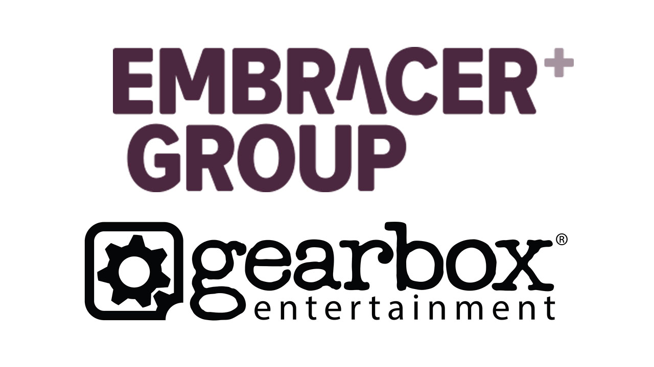 Embracer Group and Gearbox Entertainment Company Merger is Complete