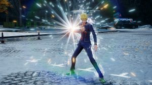 Jump Force Giorno Giovanna DLC Character Launches April 13