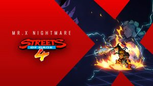 Streets of Rage 4 DLC Mr. X Nightmare and Free Update Announced as Game Tops 2.5 Million Downloads