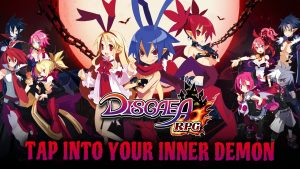 Disgaea RPG Western Launch Set for April 12