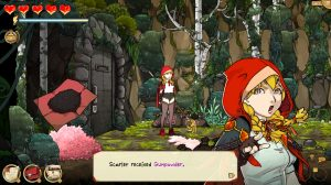 Niche Spotlight – Scarlet Hood and the Wicked Wood