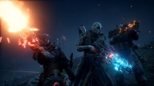 Outriders Offers Launch Issues Compensation; Legendary Weapons, Titanium, and Frustration Emote