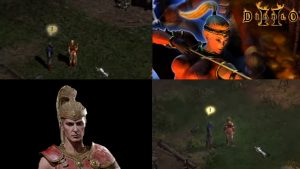 Gamers Lament Over Diablo II: Resurrected Alpha Test Censorship, Amazon Butt and More