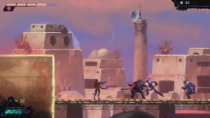 2D Action-Platformer They Always Run Announced For PC