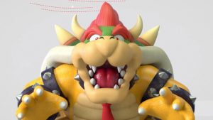 Nintendo Reportedly Copyright Claim Bowser's Penis from Adult 3D Model Maker