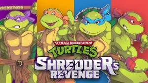 Teenage Mutant Ninja Turtles: Shredder's Revenge Adds Nintendo Switch to Launch Platforms
