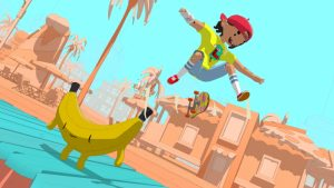 OlliOlli World Announced for PC and Consoles, Launches Winter 2021