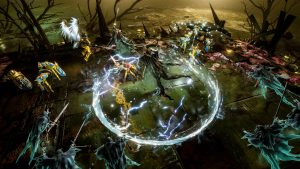 Warhammer Age of Sigmar: Storm Ground Behind the Realmgate