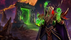 Quinton Flynn Replaced as Kael'thas Voice Actor in WoW; Despite Judge Ruling Sexual Misconduct Allegations Came from Obsessive Stalker