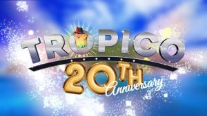 Tropico Celebrates 20th Anniversary with Sale and Special Events