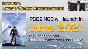 Phantasy Star Online 2: New Genesis Launches Globally June 2021; Characters, Story, and Character Creation Details Revealed