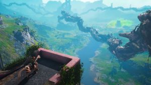 Biomutant Trailer Shows Off Its World