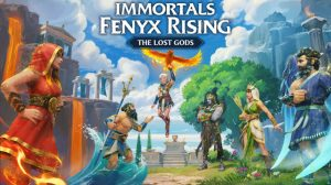 Immortals Fenyx Rising – The Lost Gods DLC Now Available