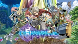 Gate of Nightmares Announced for Smartphones, a Collab Between Square Enix and Fairy Tail Creator