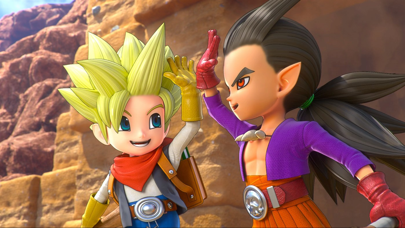 Dragon Quest Builders 2 Xbox One Port