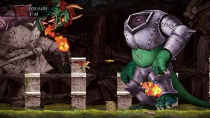 Ghosts 'n Goblins Resurrection for PC, Xbox One, and PS4 Launches June 1