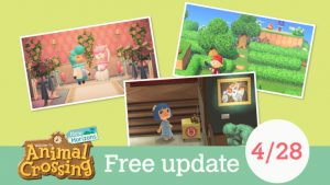 Animal Crossing New Horizons April Update Brings Back May Day, Museum Day, Wedding Season; and More