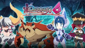 Disgaea 6 Shows off New Character Classes, Hololive DLC Free on Western Launch