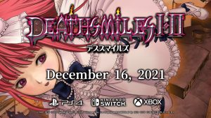 Deathsmiles I & II Launches for Xbox One, Switch and, PS4 on December 16 in Japan