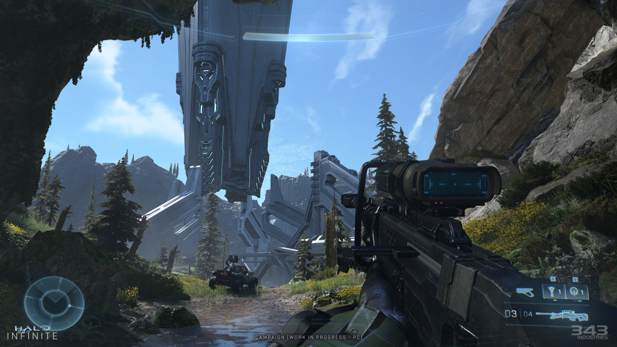 Halo Infinite Includes Cross-Platform Play and Progression